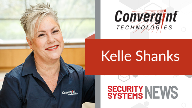 Kelle Shanks featured in the Security Systems News