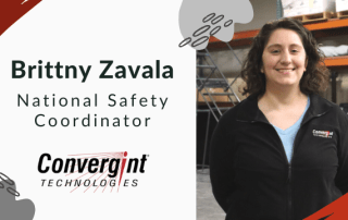 Brittny Zavala National Safety Coordinator