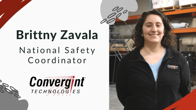 Brittny Zavala National Safety Coordinator
