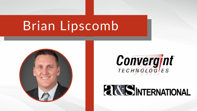 Brian Lipscomb A&S International