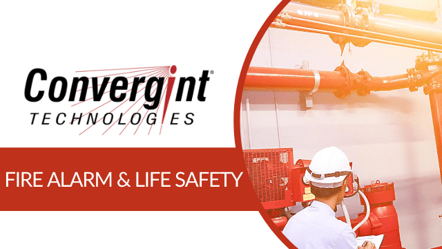 Convergint Fire Alarm & Life Safety