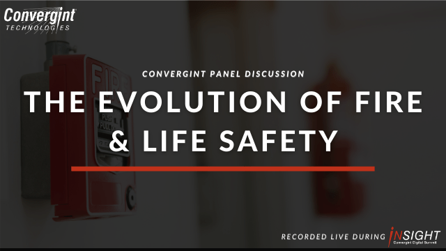 The Evolution of Fire & Life Safety Panel