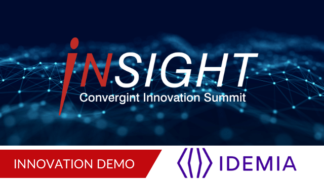 IDEMIA Innovation demo