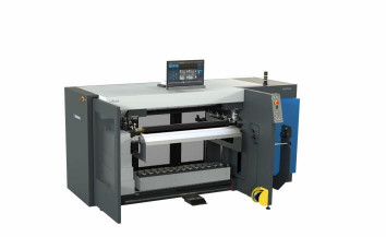 Soma S-Mount flexo plate mounter