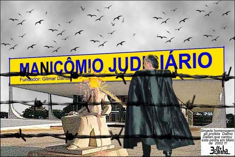 bessinha manicomio judiciario