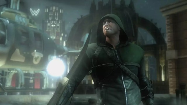 Skin da série Arrow