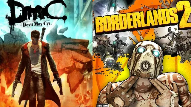Devil May Cry | Borderlands 2