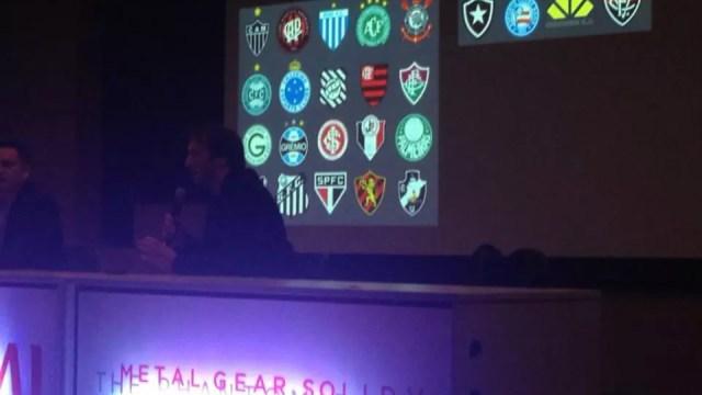 Konami anuncia os times brasileiros confirmados em PES 2016