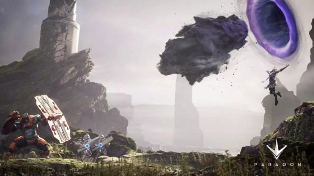 Paragon é o novo MOBA da Epic Games