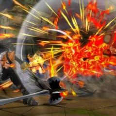 X Drake onepiece burning blood