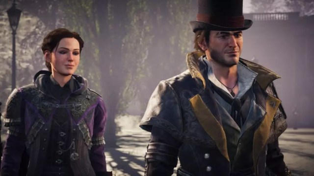 Jacob e Evie Frye