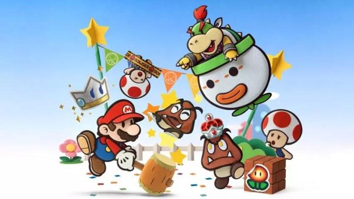 Paper Mario novo 2016