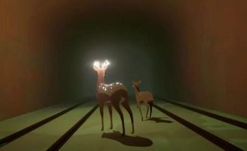 way to the woods jogo de cervo