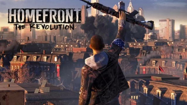 Homefront The Revolution merits
