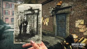 Sherlock Homes_ The Devil's Daughter foto antiga