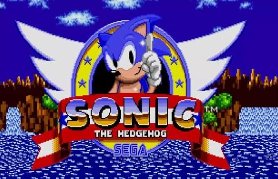 Sonic no hall da fama
