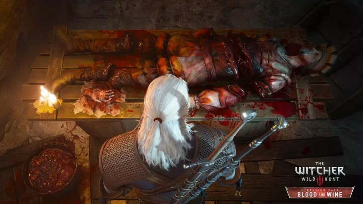 the witcher 3 blood and wine imagens da gameplay