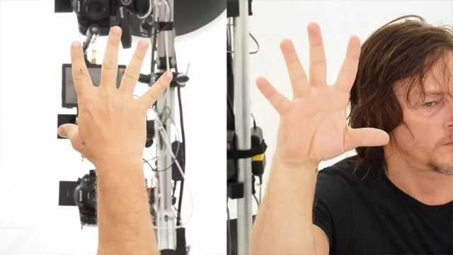 Bastidores do trailer de Death Stranding