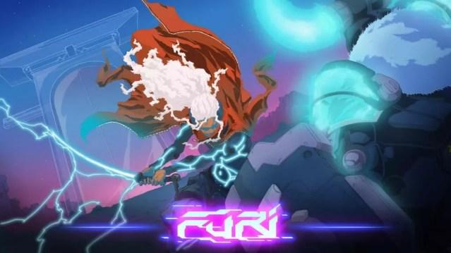 Data de lançamento Furi