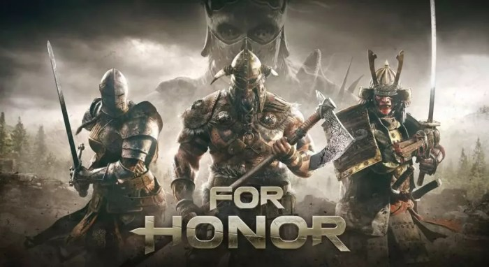 For Honor data de lançamento