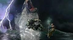 Injustice 2 - Criatura do mar