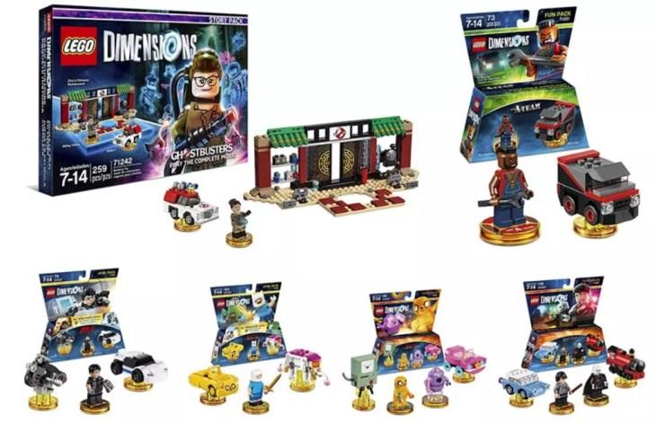 Lego Dimensions expansão 2016