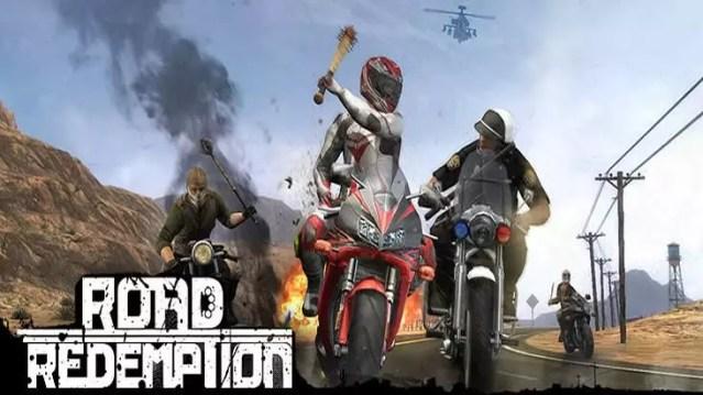 Road redemption data de lançamento 2016