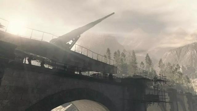 Sniper Elite 4 A ponte