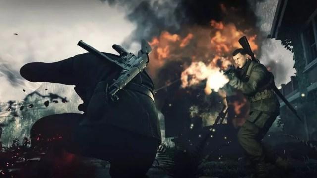Sniper Elite 4 - Campo de batalha