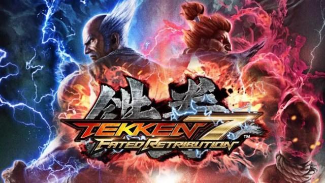 Tekken 7 será lançado em 2017 para PC Xbox One e PS4