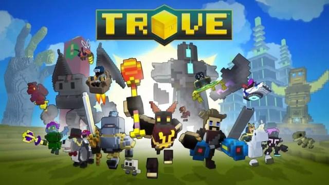 Trove será lançado para consoles