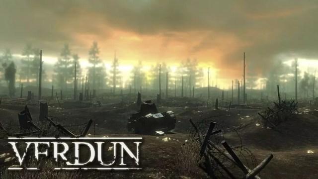 Jogo Verdun adiado para Xbox One