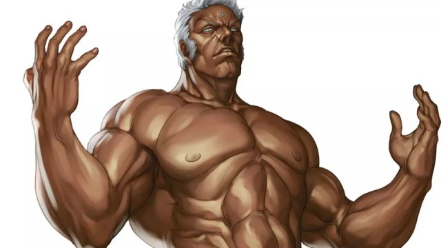 Urien em Street Fighter V 2016