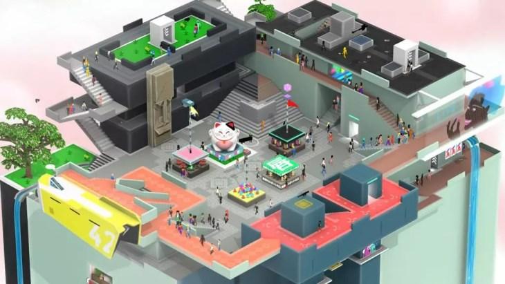 Imagens do jogo Tokyo 42