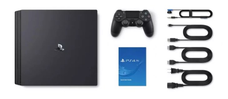 Acessórios do PlayStation 4 Pro