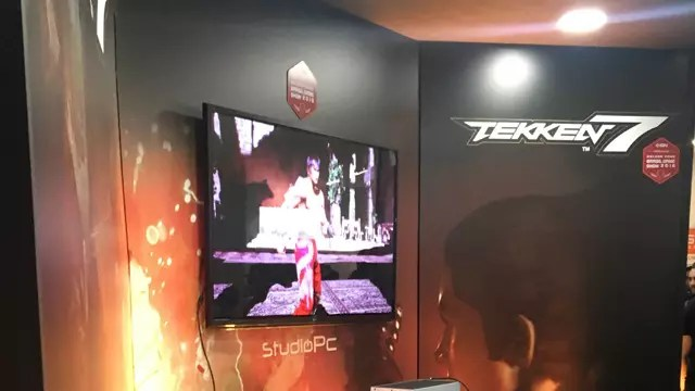 Tekken 7 na BGS 2016