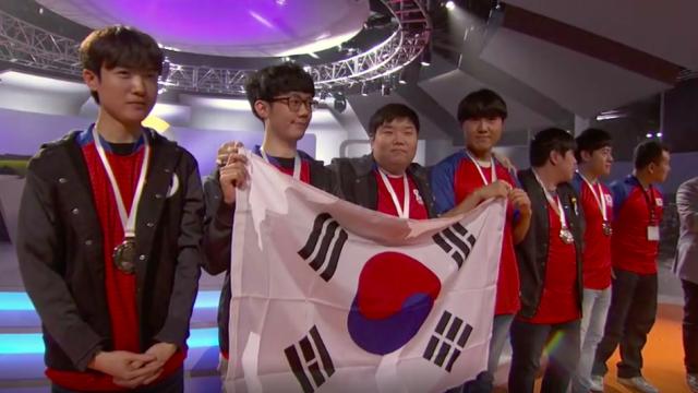Coreia do Sul é a campeã da primeira Copa do Mundo de Overwatch