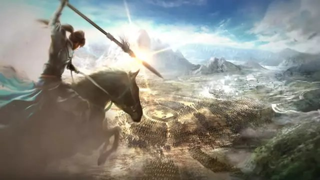 Dynasty Warriors 9 é anunciado