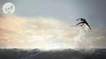 Surf World Series manobras