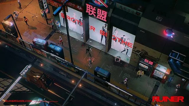 Imagem do jogo Ruiner