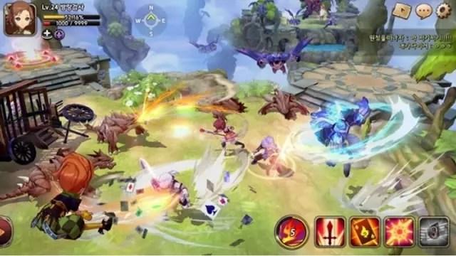 Summoners War MMORPG