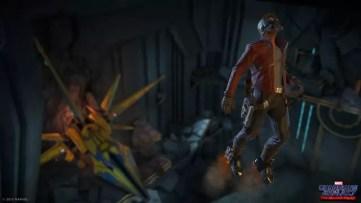 Imagens do Jogo de Guardiões da Galáxia da Telltale