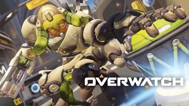 Orisa de Overwatch e mudanças