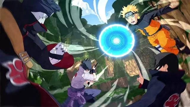 Naruto to Boruto Shinobi Striker anuncio