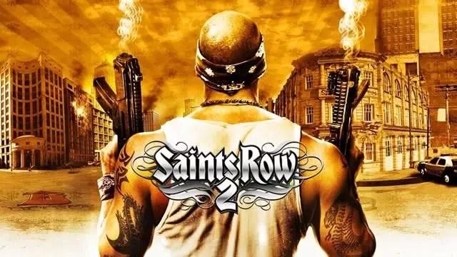 Saints Row 2 de graça