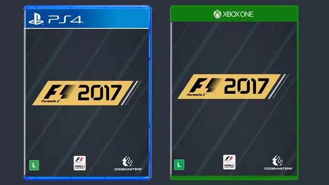 Fórmula 1 2017 jogo data de lançamento