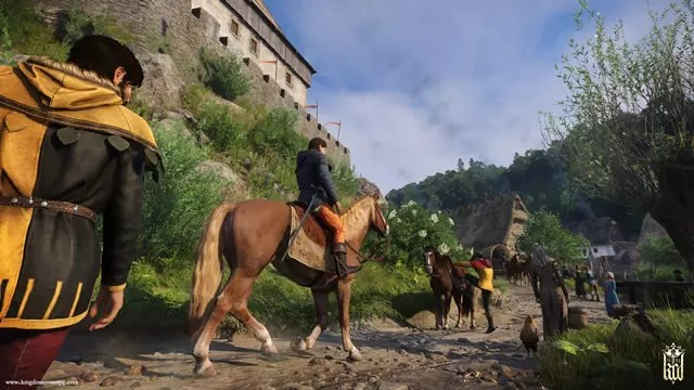 Kingdom Come Deliverance data de lançamento nova