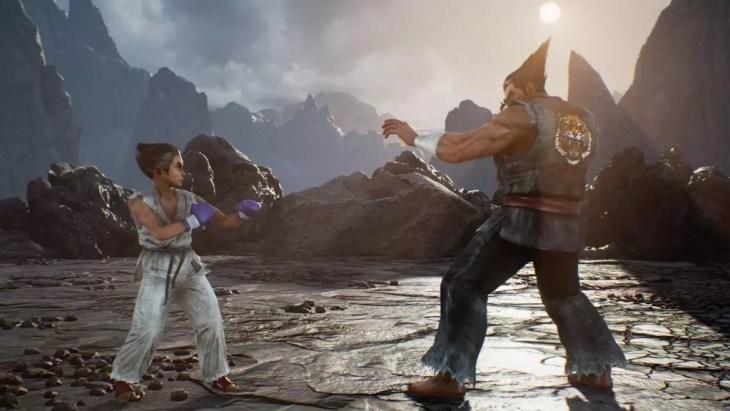 Tekken 7: Desde cedo o ódio é cultivado entre esses dois.
