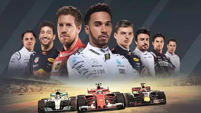 F1 2017 trailer de julho