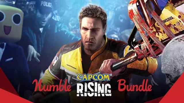 Humble Capcom Bundle 2017